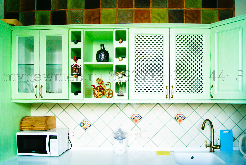 мебель для кухни из массива на заказ